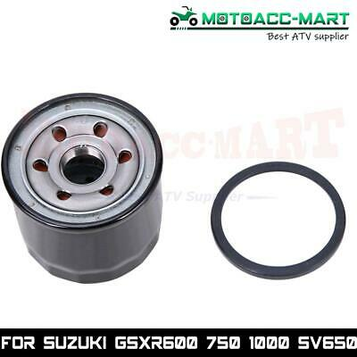 $11.65 • Buy High Quality Oil Filter For Suzuki GSXR600 750 Repl 16510-03G00-X07 16510-03G00