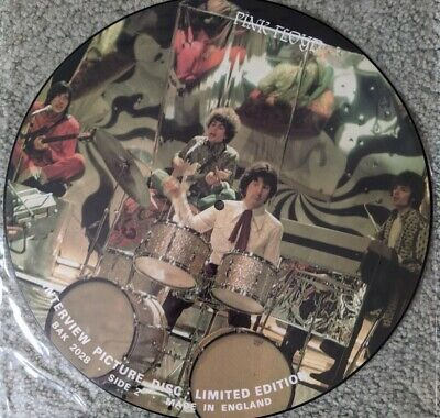 Pink Floyd Interview Ltd Edition Picture Disc • 14£