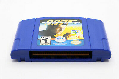 $25 • Buy 007 The World Is Not Enough Nintendo 64 N64 Game Authentic Cartridge