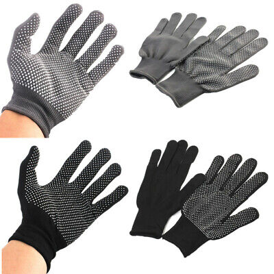£2.98 • Buy 1Pair Heat Proof Resistant Protective Gloves For Hair Styling Straightener Home