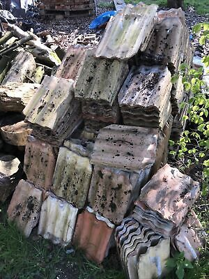 £165 • Buy Pantiles X 600 Reclaimed  Old English Clay