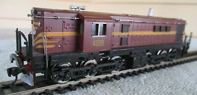 AU190.50 • Buy NSWGR NSWTD 48 Class Diesel Locomotive 4899 Original Livery KDs - Powerline, HO