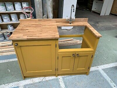 £1350 • Buy Belfast Sink Unit And Appliance Housing