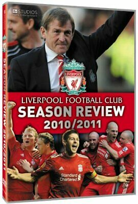 £33.99 • Buy Liverpool FC DVD End Of Season Review 2010/2011 10/11