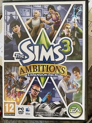 £6 • Buy The Sims 3: Ambitions (PC: Mac, 2010)