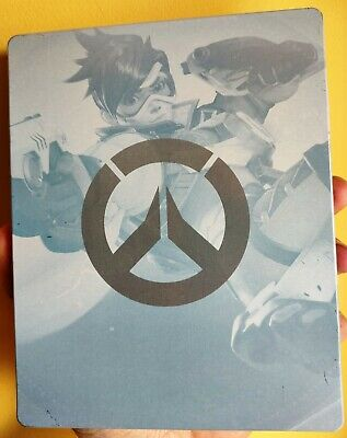 AU40.75 • Buy OVERWATCH STEELBOOK + SOUNDTRACK Limited STEEL CASE PS4 XBOX ONE G2 No Game Here