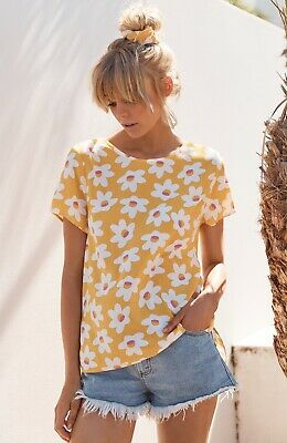 AU60 • Buy Mister Zimi Melody Top In Daisy Size 6