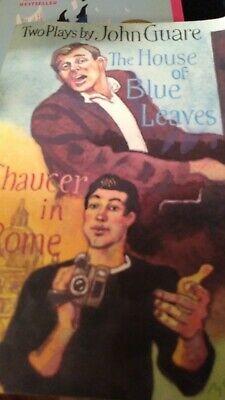 £9.30 • Buy The House Of Blue Leaves & Chaucer In Rome  - Isbn 1585672912