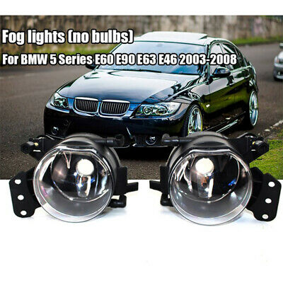 $39.99 • Buy Fits For BMW 3 Series E90 M3/ E91 Front Bumper Fog Lights Lamp Assembly Housing