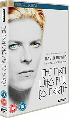 The Man Who Fell To Earth 40th Anniversary [DVD] • 12.87£