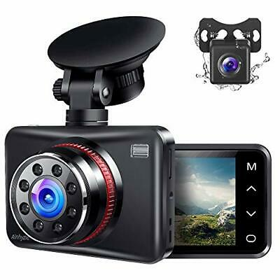 AU89.21 • Buy Ainhyzic Dash Cam Front And Rear Dual Dash Camera For Cars With FHD 1080PTouc...