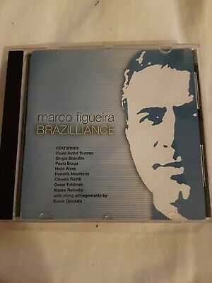 AU14.50 • Buy Figueira, Marco - Brazilliance - Figueira, Marco - Not Avail On Spotify