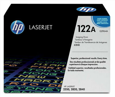 $ CDN77.71 • Buy Genuine HP Q3964A (122A) Colour Imaging Drum Vat Included
