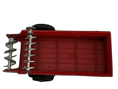 AU19.39 • Buy Vintage Tootsie Toy Trailer With Implements For FORD Tractor