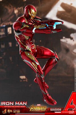 $ CDN532.04 • Buy HOT TOYS Iron Man Mark L Infinity War 1/6 Scale Figure MINT!!! NEW IN BOX!!!