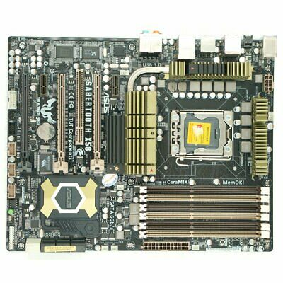 $ CDN224.52 • Buy ASUS SABERTOOTH X58 INTEL LGA1366 MOTHERBOARD Mainboard + I7 920 + HSF Bundle