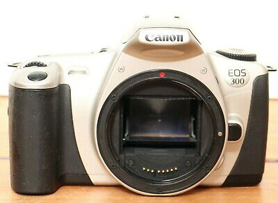 £9 • Buy CANON EOS 300 [body Only] Focus, Metering, Flash & Shutter OK (film Tested)