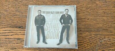 AU9.95 • Buy Troy Cassar-daley & Adam Harvey-the Great Country Song Book-20 Track Cd-2013 Vgc