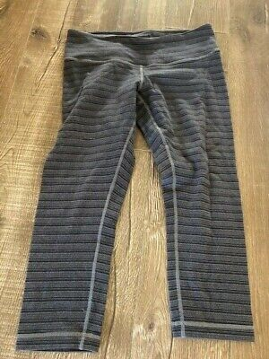 $ CDN10 • Buy Lululemon Wunder Under Crops Size 8