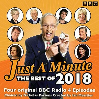 £10.87 • Buy Just A Minute Best Of 2018 4 Episodes Of The Much-loved BBC Radio Comedy Game