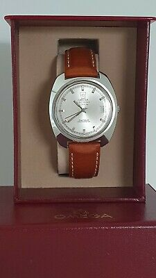 AU798.64 • Buy Omega Vintage Chronometer F300Hz Automatic Mens Watch With Date - Omega Box