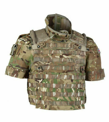 £3.56 • Buy British Army MOLLE Osprey MK4 MTP Multicam Collar Pouch Panel Side Plate Cover