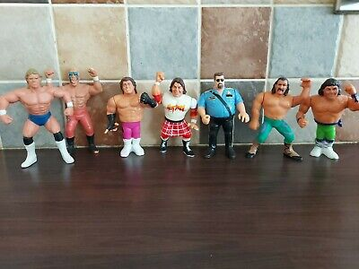 $ CDN2.26 • Buy Wcw Wwf Galoob Hasbro Wrestling Figures Bundle