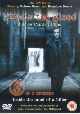 £2.30 • Buy Wire In The Blood: Justice Painted Blind (DVD) (2002) Hermione Norris