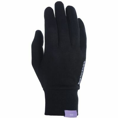 £15.99 • Buy Oxford Deluxe Silk Inner Motorcycle Scooter Gloves Stretch Hypoallergenic Black