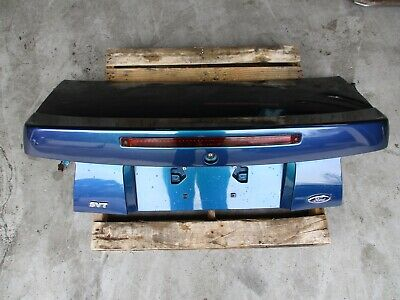 $659.99 • Buy 2003-04 Ford Mustang SVT Cobra Mystichrome Trunk Lid And Spoiler 053