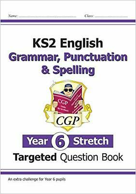 £7.02 • Buy KS2 English Targeted Question Book Challenging Grammar, Punctuation  Spelling