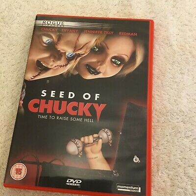 £3.50 • Buy Child's Play Seed Of Chucky Dvd