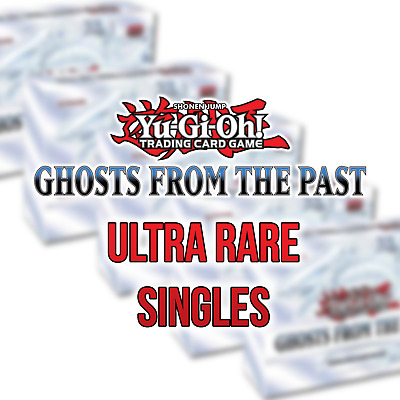 Yu-Gi-Oh! Ghosts From The Past GFTP-EN Ultra Rare Singles • 2.50£