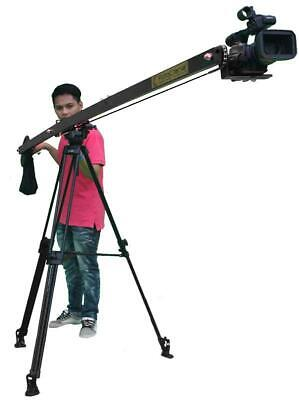 12 Foot Single Arm Camera Jib W/ Bag Set • 214.60£
