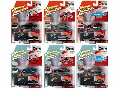 AU79.99 • Buy 1:64  Collector's Tin  2020 Release 2 -- 6 Car Pack -- Johnny Lightning
