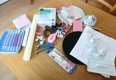 £45 • Buy Cake Decorating Tools Boxes And Boards