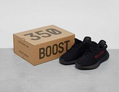 $ CDN400 • Buy Adidas Yeezy Boost 350 V2 Black Red Bred (2020) CP9652 Size US 10.5