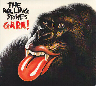 £14.53 • Buy The Rolling Stones - Grrr! (3xCD, Comp, RM, Gat)