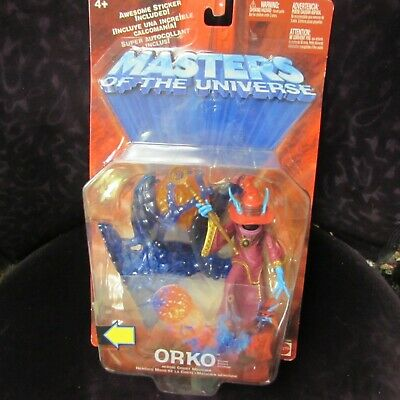 $15.99 • Buy 2002 - MASTERS OF THE UNIVERSE - ORKO  - Action Figure 9