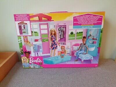 BARBIE House - Furniture And Accessories (FXG54) MATTEL - New • 39.99£