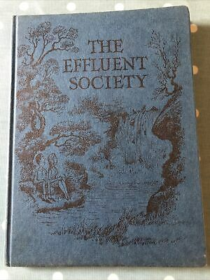 £6.99 • Buy Vintage The Effluent Society Book 1971 By Thelwell First Edition Methuen