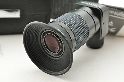 $ CDN73.99 • Buy 【TOP MINT】Contax Right Angle Finder N For Aria RTS II From Japan #71a9