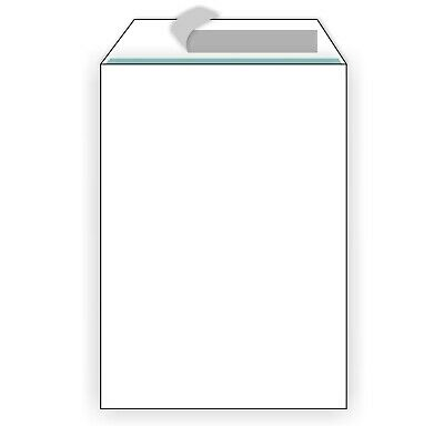 £27.99 • Buy C5 White Envelopes Strong Peel And Seal Business Mail Letter 229 X 162MM A5