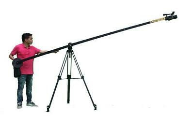 12 Foot Single Arm Jib With Remote Pan Tilt & BackPack • 286.14£