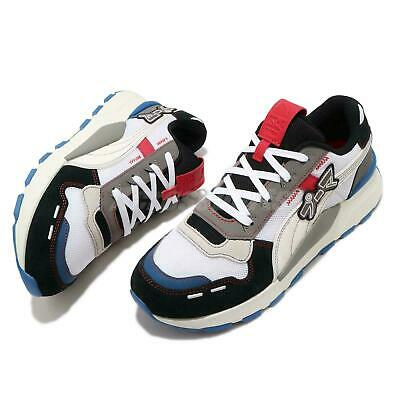 AU97.84 • Buy Puma RS 2.0 Japanorama Men's Shoes Black Whisper White Blue Red 374455 01