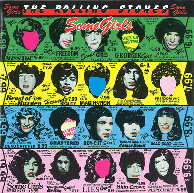 £9.95 • Buy (103) The Rolling Stones– Some Girls. -Super Jewel Remasters Series CD 2009-New