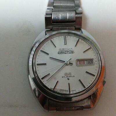 $ CDN119.05 • Buy Seiko 5 6106-7003  Actus / SS  Vintage, Dress Automatic Men's SK-1038