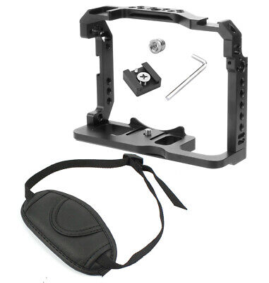 $ CDN41.57 • Buy FEICHAO BTL-A7S3 CNC Camera Cage With 1/4 Screw Compatible With Sony A7S3