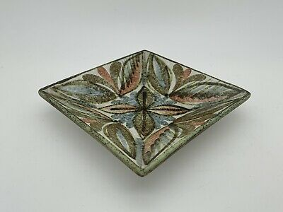 £9.95 • Buy Glyn Colledge Square Dish - Bourne Denby