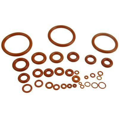 AU3.99 • Buy Silicon Rubber O-ring Sealing Red Heat Resistance Gaskets